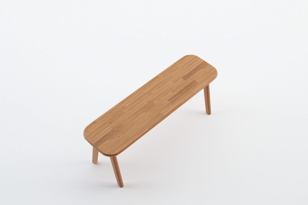 ELBRUS - MOKKOMOKKO Solid Wood Bench Furniture
