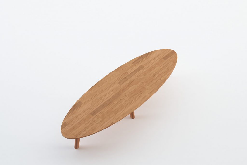 BOGDA - MOKKOMOKKO Peak Solid Wood Coffee Table Furniture