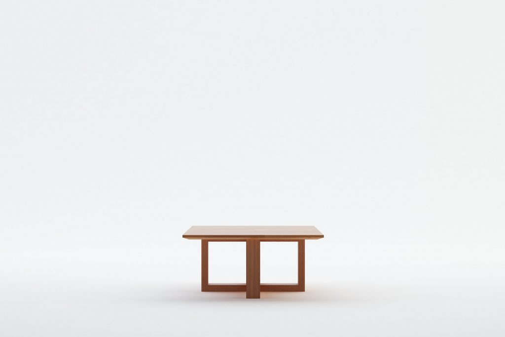 PAKUA - MOKKOMOKKO Solid Wood Coffee Table Furniture