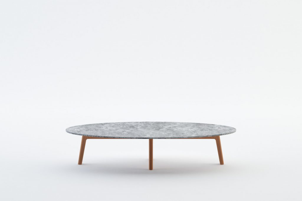 KONKA - MOKKOMOKKO Peak Solid Wood Coffee Table Furniture