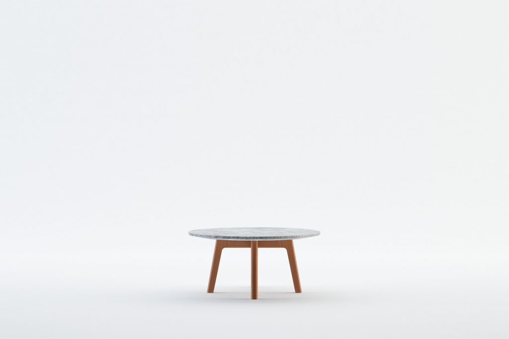 MELA - MOKKOMOKKO Peak Marble Coffee Table Furniture