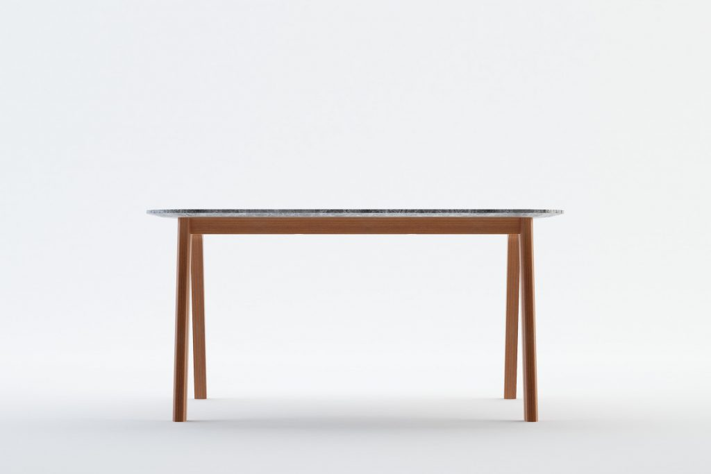 BLANC - MOKKOMOKKO Peak Marble Dining Table Furniture