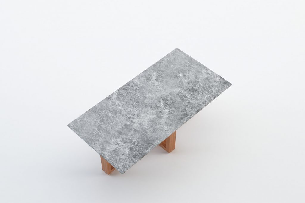 POLAR - MOKKOMOKKO Peak Marble Coffee Table Furniture