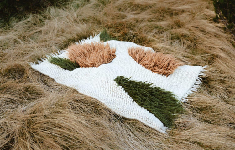 LIS BILI - GUSHKA Forest Wool Carpet