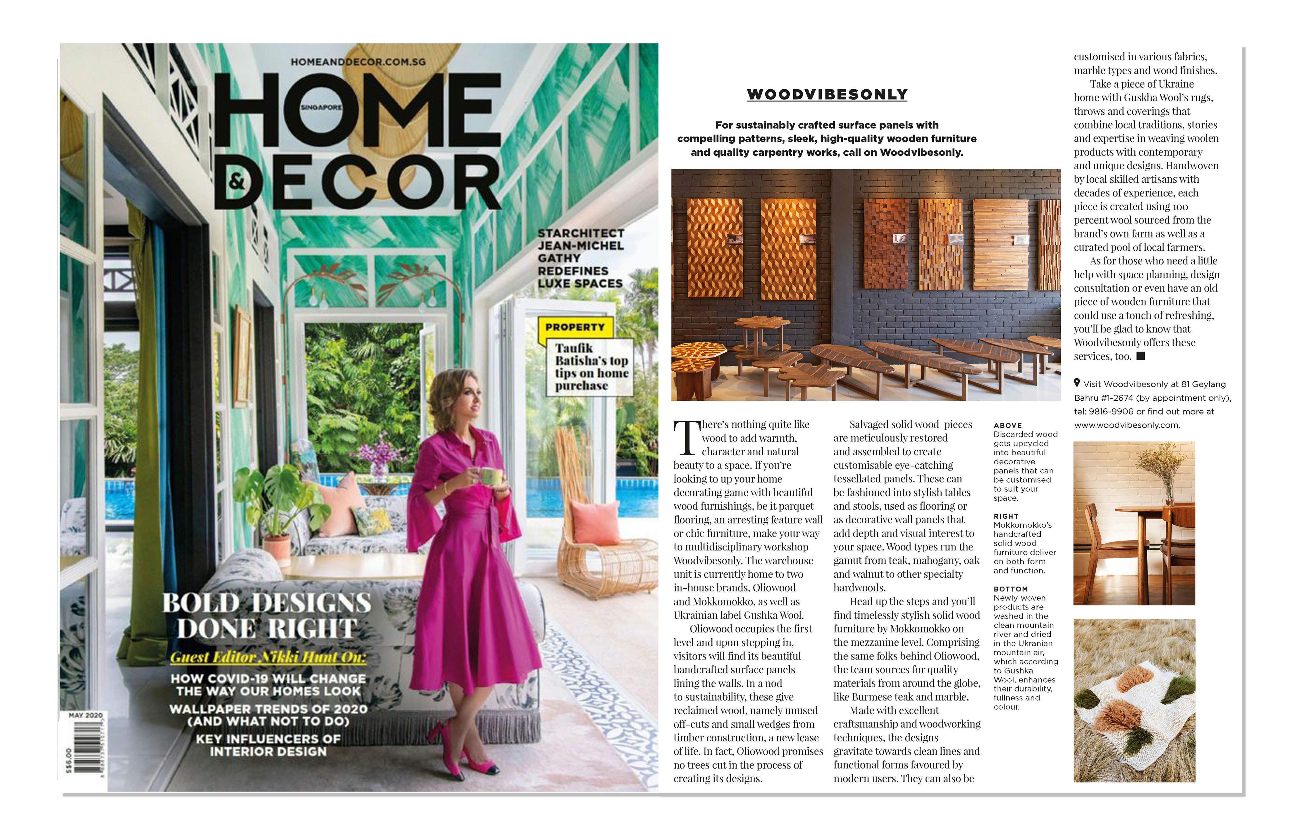 Home & Decor May 2020